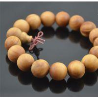 印度老山檀香12mm*17颗手珠/手链/佛珠/高贵品质/馈赠收藏投资