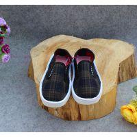 儿童布鞋批发童鞋批发手工儿童棉鞋卡通布鞋
