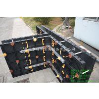 桉洋塑料建材,建筑模板,水泥辅助模板,塑料圆柱模块