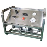 HDN气驱气体增压系统-气体增压器-氮气放大设备--海德诺