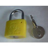 十字塑钢锁 35mm电力表箱锁 国家电网通开钥匙 防水防锈防盗挂锁