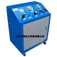 中西供气动气体增压泵 型号:DKDTF-D128库号:M281136