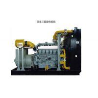 燃气发电机组供应、燃气发电机组、广东中能机电