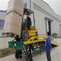 新桥装卸货平台|三良机械|集装箱装卸货平台