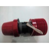 鼎欣RM6侧扩母线连接器厂家充气柜侧扩母线连接器