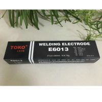 TOKO焊材E6013结构钢焊条 专业生产出口 可定制2.5kg/包