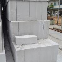 广州轻质销售 防火隔音加气混凝土砌块砖