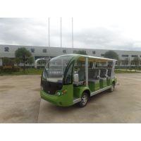 供应重庆金森林TS-GD14旅游景区燃油观光车/电动观光车