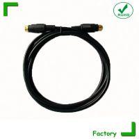 YM4016 供应优质S端子音视频连接线