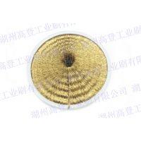 厂家生产铜丝单片内绕i刷  钢丝不锈钢丝镀铜钢丝条刷 异型刷