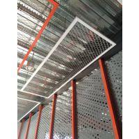 办公室装修吊顶效果用网吊顶冲孔金属板网