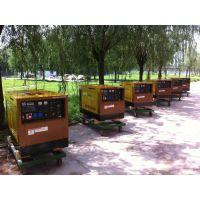 日本电王柴油发电电焊两用机,380V/220V,双把同时使用不抢电。