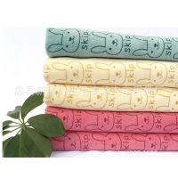 爆款热卖 70*140加厚磨绒浴巾 速干印花沙滩巾卡通吸水干发浴巾