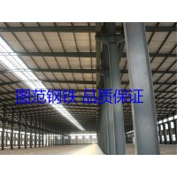 上海厂销 H型钢 Q345B工字钢 热轧H型钢 阁楼结构专用钢