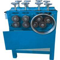 供应凯得斯牌25型一次成型电动卷圈机 弯圆机 弯管机 适合连弯大小圆