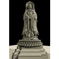 优尼科 3D打印 雕塑 浮雕 铜雕 玻璃钢雕塑