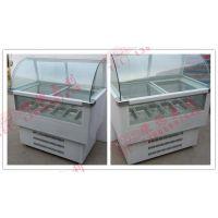 商用特价促销十二盒硬冰淇淋展示柜冰激凌柜雪糕展示柜冷冻保险柜