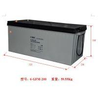 复华铅酸蓄电池MF系列 12V200AH 正品销售处