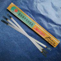 晶华钢锯条手用锯条厂18牙齿24T切割五金工具锯架锯弓粗细齿