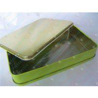 便秘胶囊包装盒|舒通胶囊铁盒包装|长方形拍底易拉金属盒