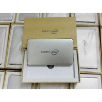 英特尔Intel公司定制三星金属超薄充电宝礼品 8000毫安移动电源定做