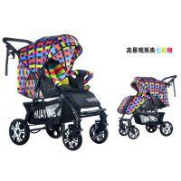 新款高景观儿童伞车超轻便婴儿折叠推车可坐可躺婴儿推车