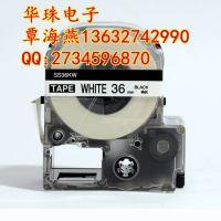 贴普乐PRO标签色带SS36KW 锦宫标签打印机SR220