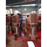 河北消防泵厂家XBD10/37-100L 室内消火栓泵 上海江洋