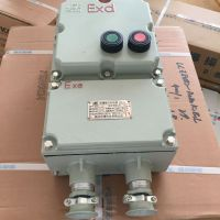 3KW 5kw电机防爆控制开关 BQC-腾达防爆磁力启动器