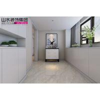 滨湖区徽贵苑135平新房装修室内设计现代简约风格