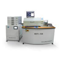深圳华正源HZY320全自动高精密磨角磨边电脑弯刀机平压平模可弯厚度1.07mm