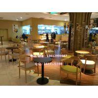 罗湖奶茶店桌椅批发 西丽甜品店桌椅厂制作 冷饮餐厅桌椅哪里找