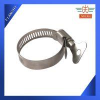 厂家 直供 叶柄式  不锈钢   管卡、喉箍、卡箍、抱箍