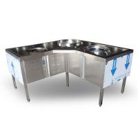 定制三头牛腩闷煮炉 不锈钢煮面炉 可批发 酒店餐厅快餐店厨具