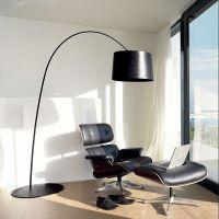 2014新款热销创意落地灯 铝质中式现代简约客厅书房 钓鱼落地灯