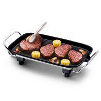 生活日记T6铁板烧家用烧烤炉电烤盘无烟烤肉机锅特价