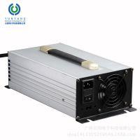 12V80A铅酸电池充电器 电动汽车高尔夫球车巡逻车充电器