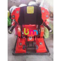 黑龙江双鸭山行走机器人电动金刚侠机器人车公园经营回头客多