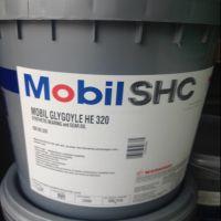 美孚Mobil格高Glygoyle HE 68/100/150/220/320蜗轮蜗杆合成齿轮油