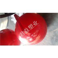 警示浮球 水库拦渣浮筒 浮漂 水上塑料浮体-