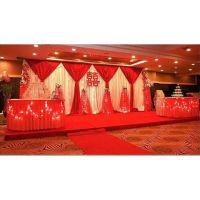 预定杭州婚宴星级酒店室内户外婚礼策划泳池婚礼