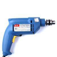 东成手电钻FF05-10A正反转可调速电钻电动工具家用多功能手电钻