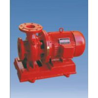 泉柴75kw消防水泵价格 重量 边立式消火栓泵XBD4.4/103-200L-400IA