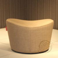 元宝形坐椅 新款坐凳 银子坐凳 时尚沙发椅子 布艺坐凳