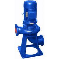 长申厂家直销LW/WL直立系列管道式排污泵