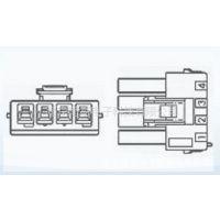 供应Tyco/AMP接插件316501-1连接器4孔4位3.96间距胶壳 TE一级代理商
