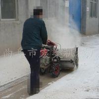 手推式扫雪机多少钱 厂家生产手推式道路抛雪机