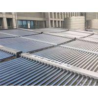欧麦朗太阳能热水系统 8吨酒店热水器系统