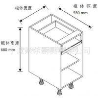 供应定制橱柜柜体,生产加工,提供OEM厨柜柜体 一门一抽厨具柜体