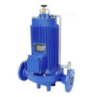 PBG80-160B屏蔽式管道泵
